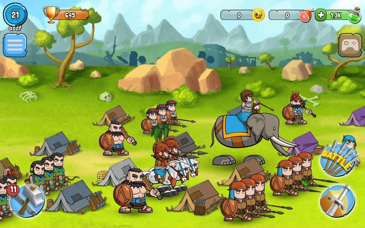 Spartania: The Spartan War - Imagem 1 do software