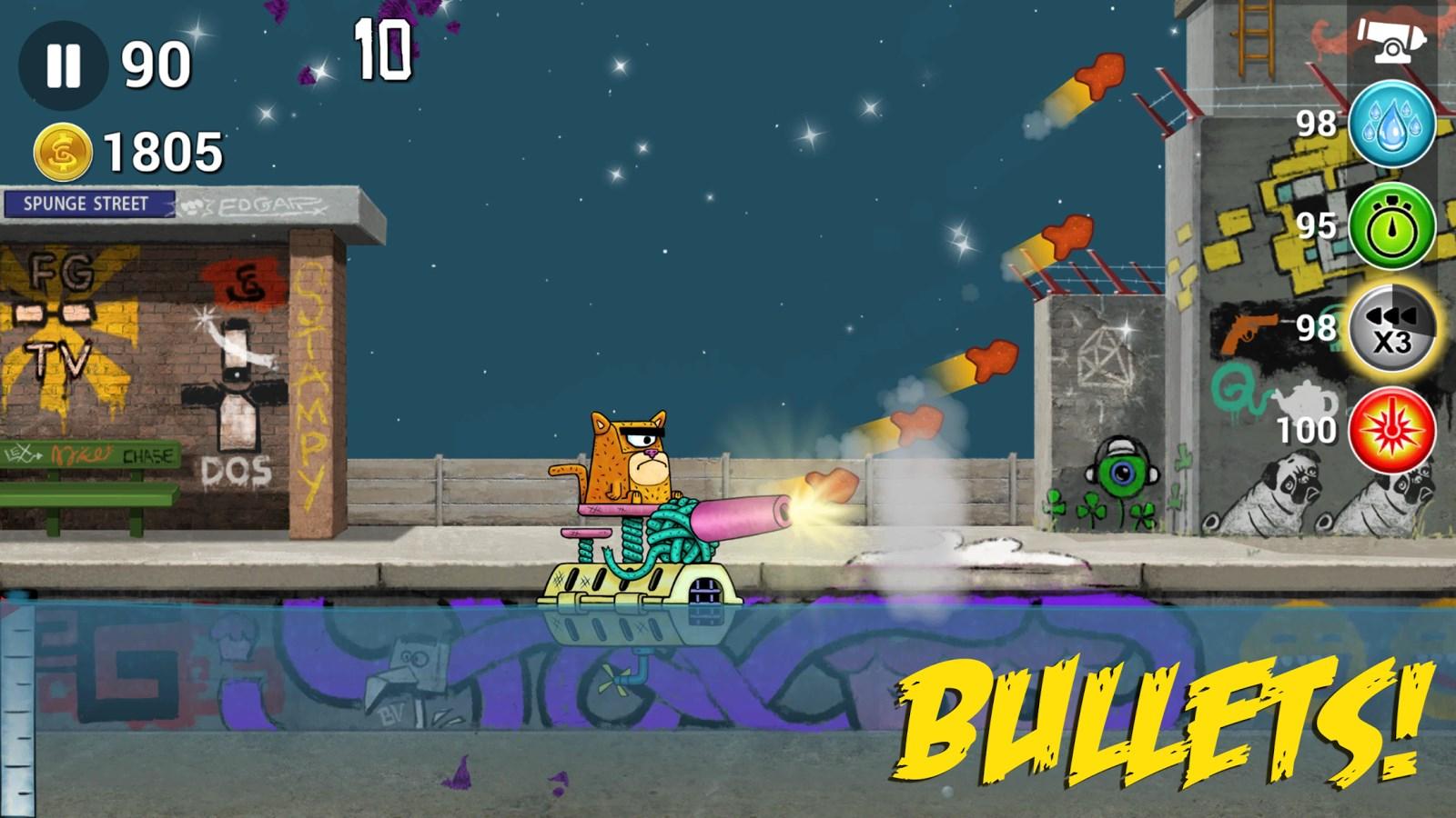 Spunge Invaders - Imagem 1 do software