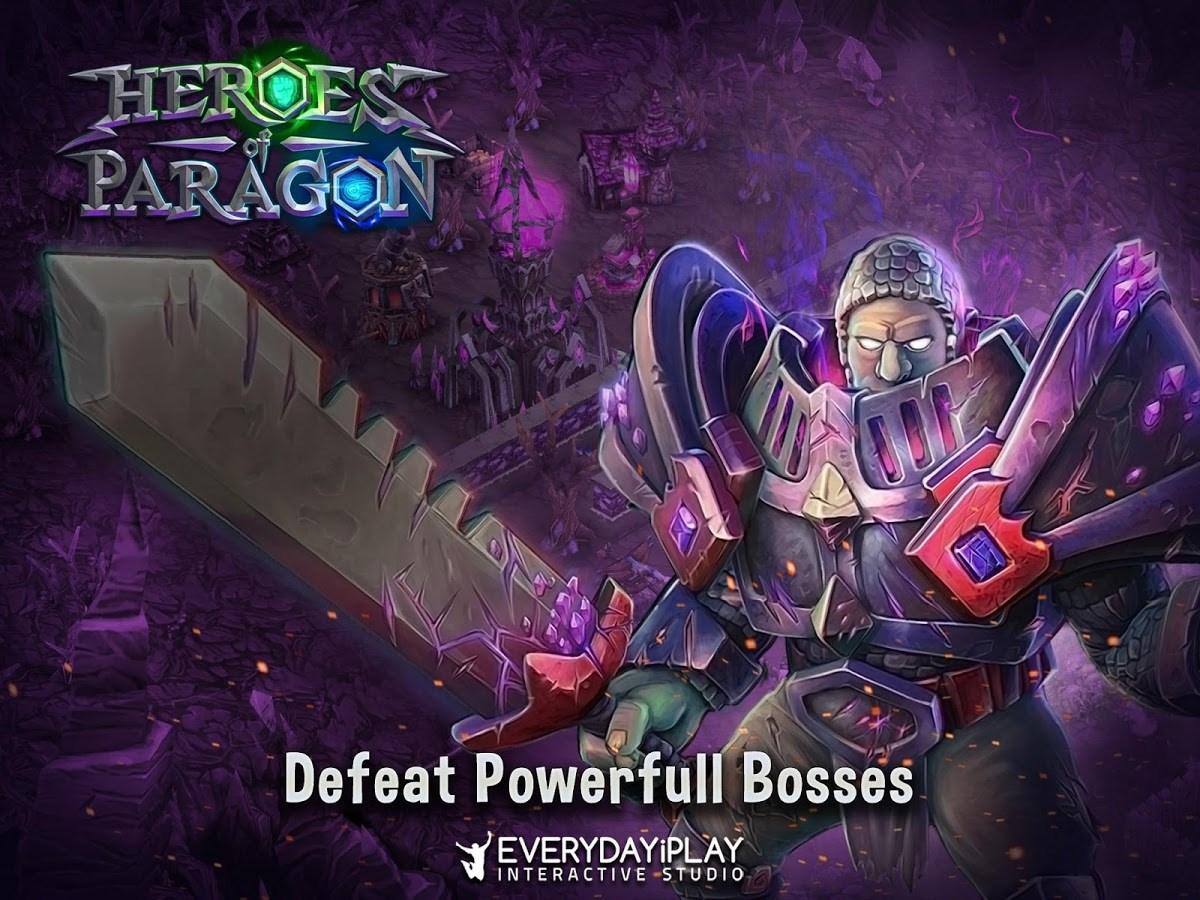 Heroes of Paragon - Imagem 1 do software