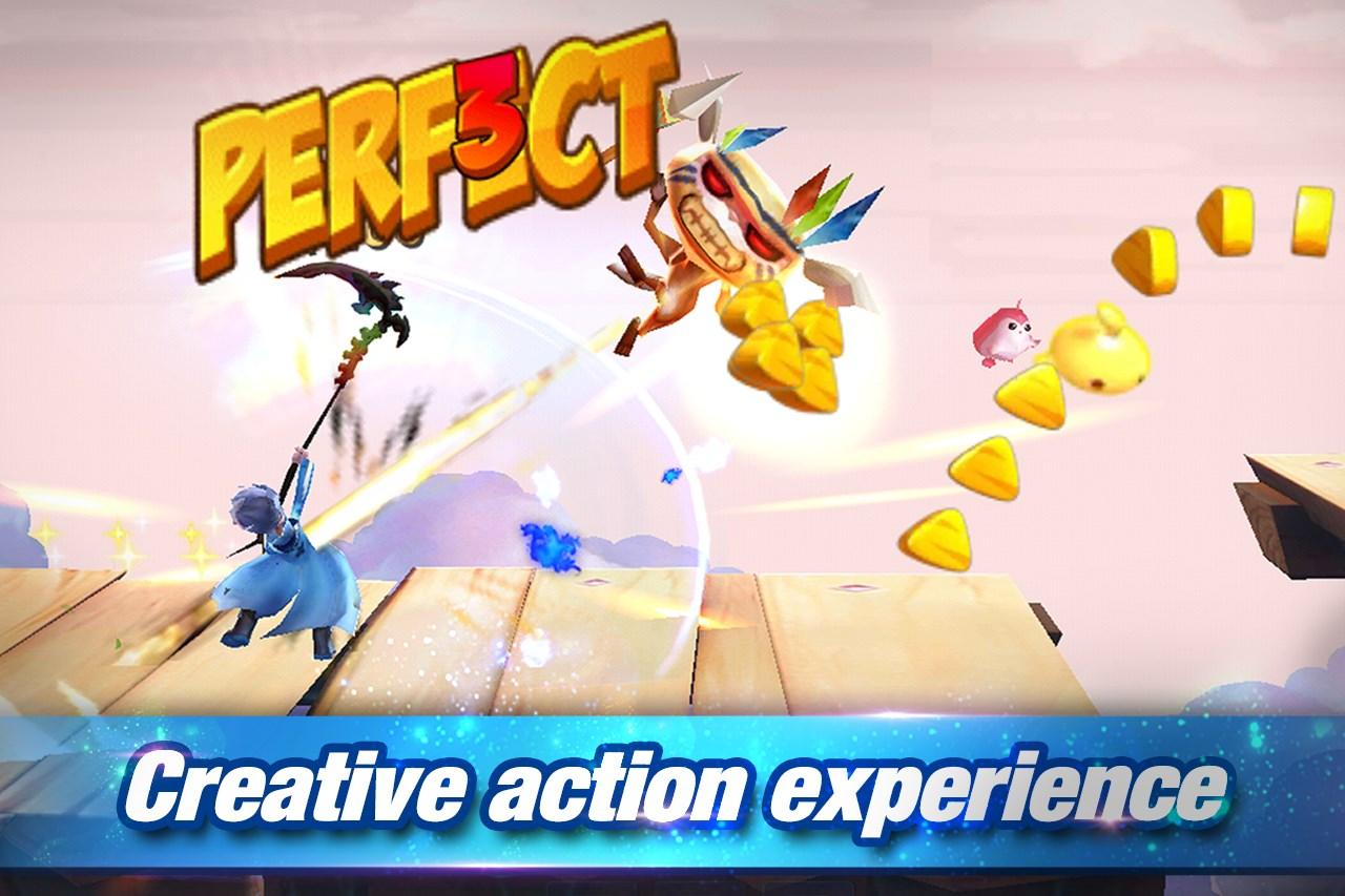 Wind Saga-3D action adventure - Imagem 1 do software