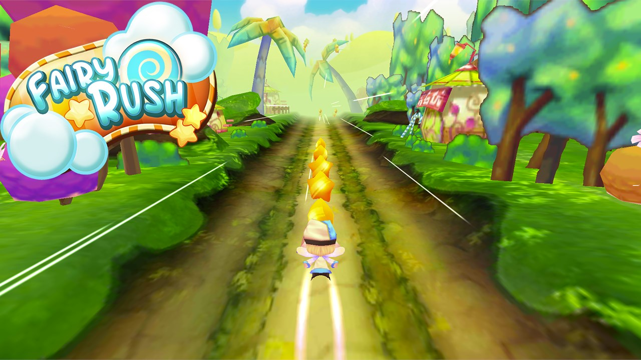 Fairy Rush: Fly To Candyland - Imagem 1 do software