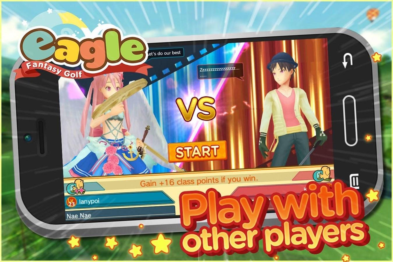 Eagle: Fantasy Golf - Imagem 2 do software