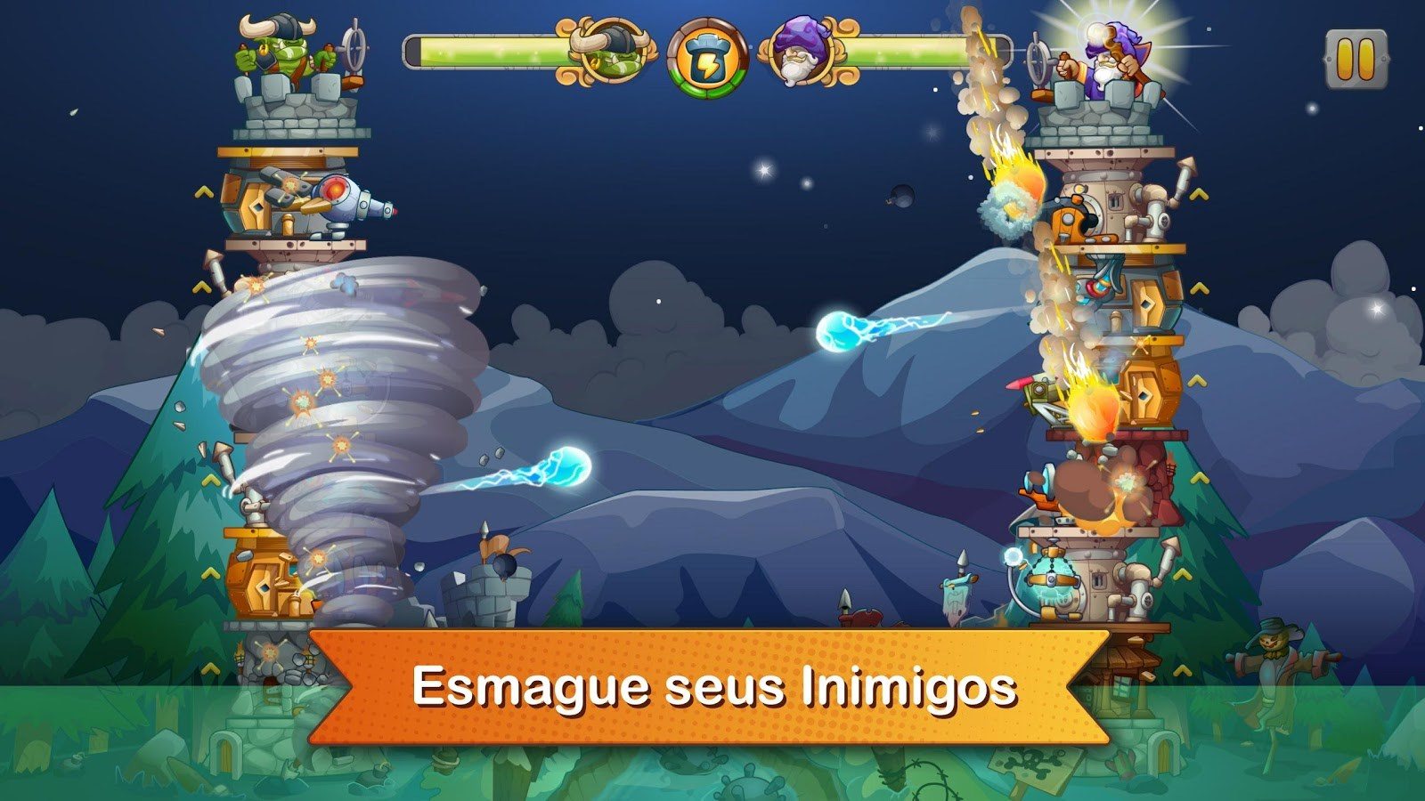 Tower Crush - Imagem 2 do software