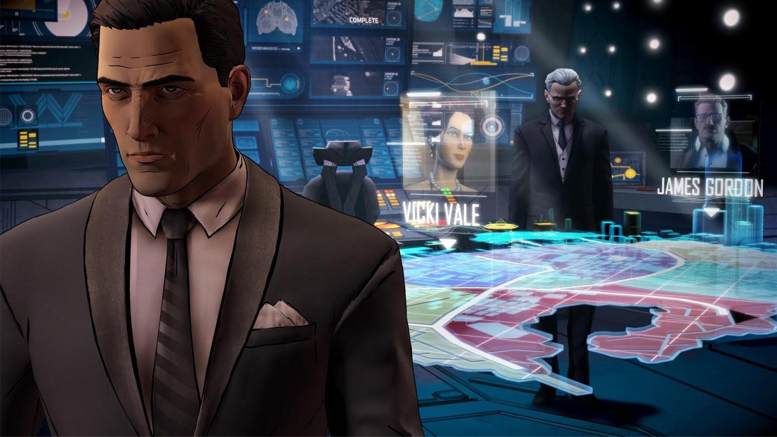 Batman - The Telltale Series - Imagem 1 do software