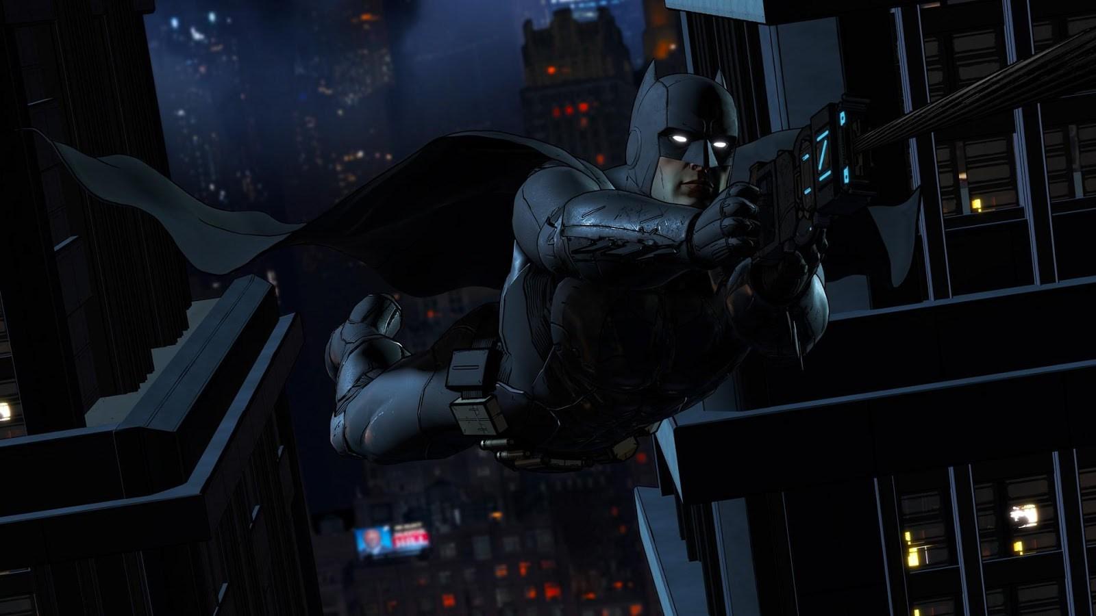 Batman - The Telltale Series - Imagem 3 do software