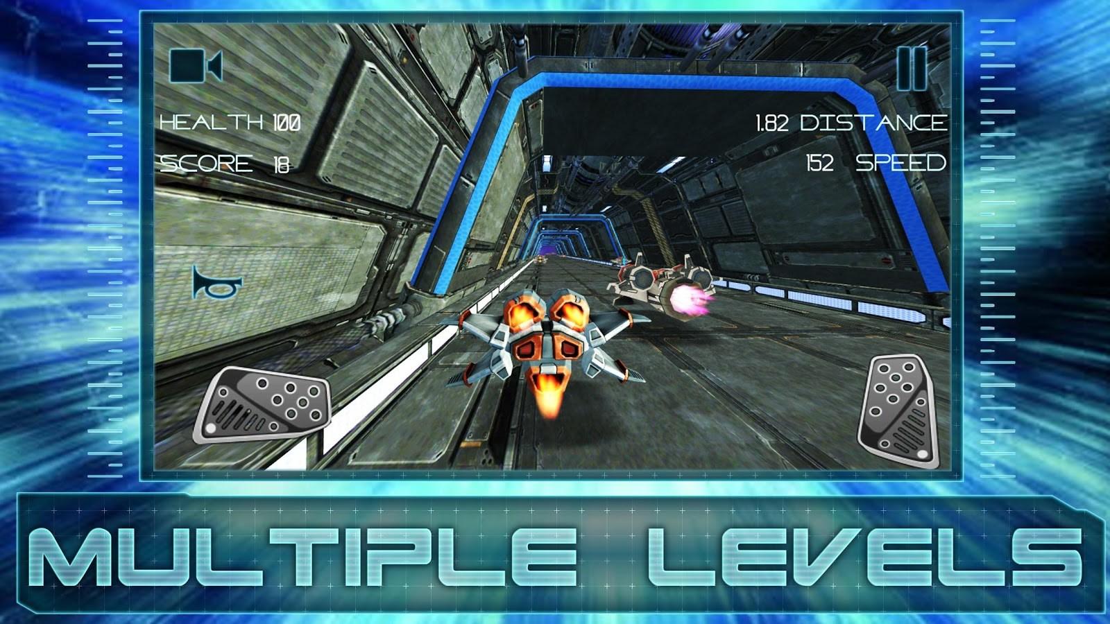Galactic Turbo Racer - Imagem 1 do software