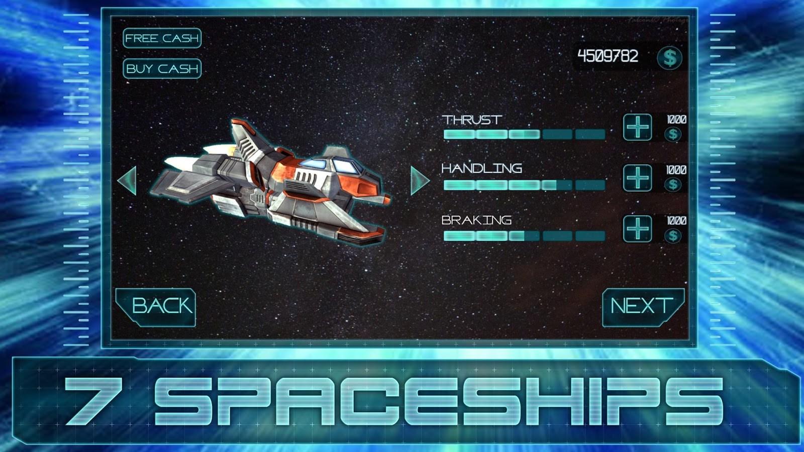 Galactic Turbo Racer - Imagem 2 do software