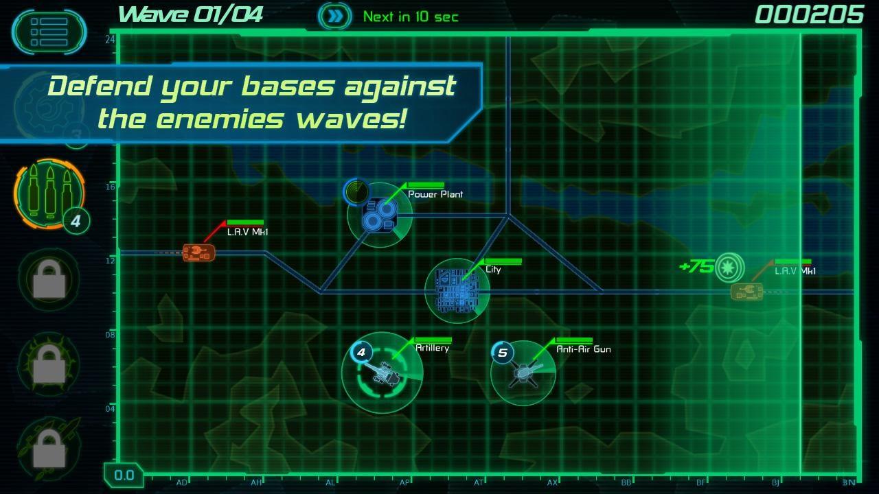 Radar Warfare - Imagem 1 do software