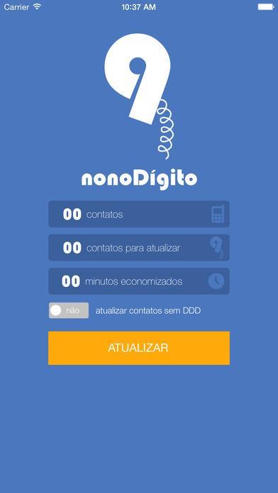 nonoDígito - Imagem 2 do software