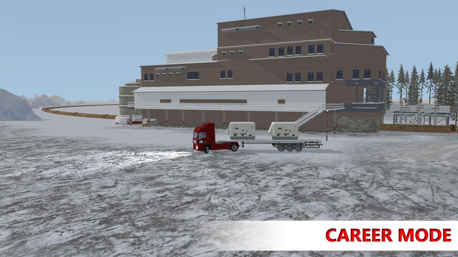 Arctic Trucker Simulator - Imagem 1 do software