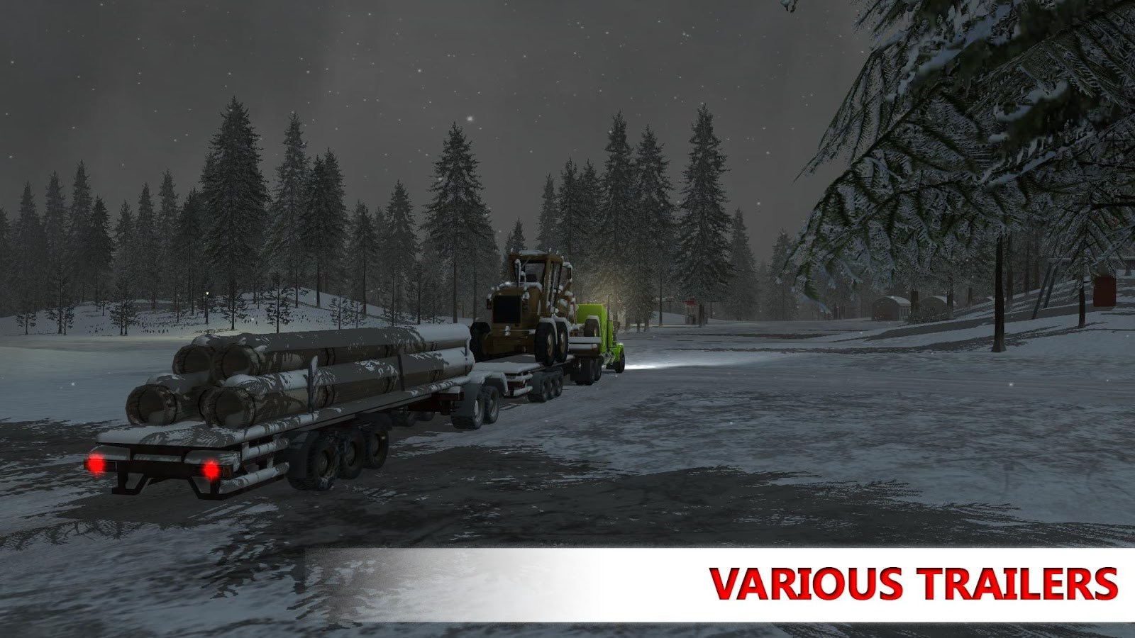 Arctic Trucker Simulator - Imagem 3 do software