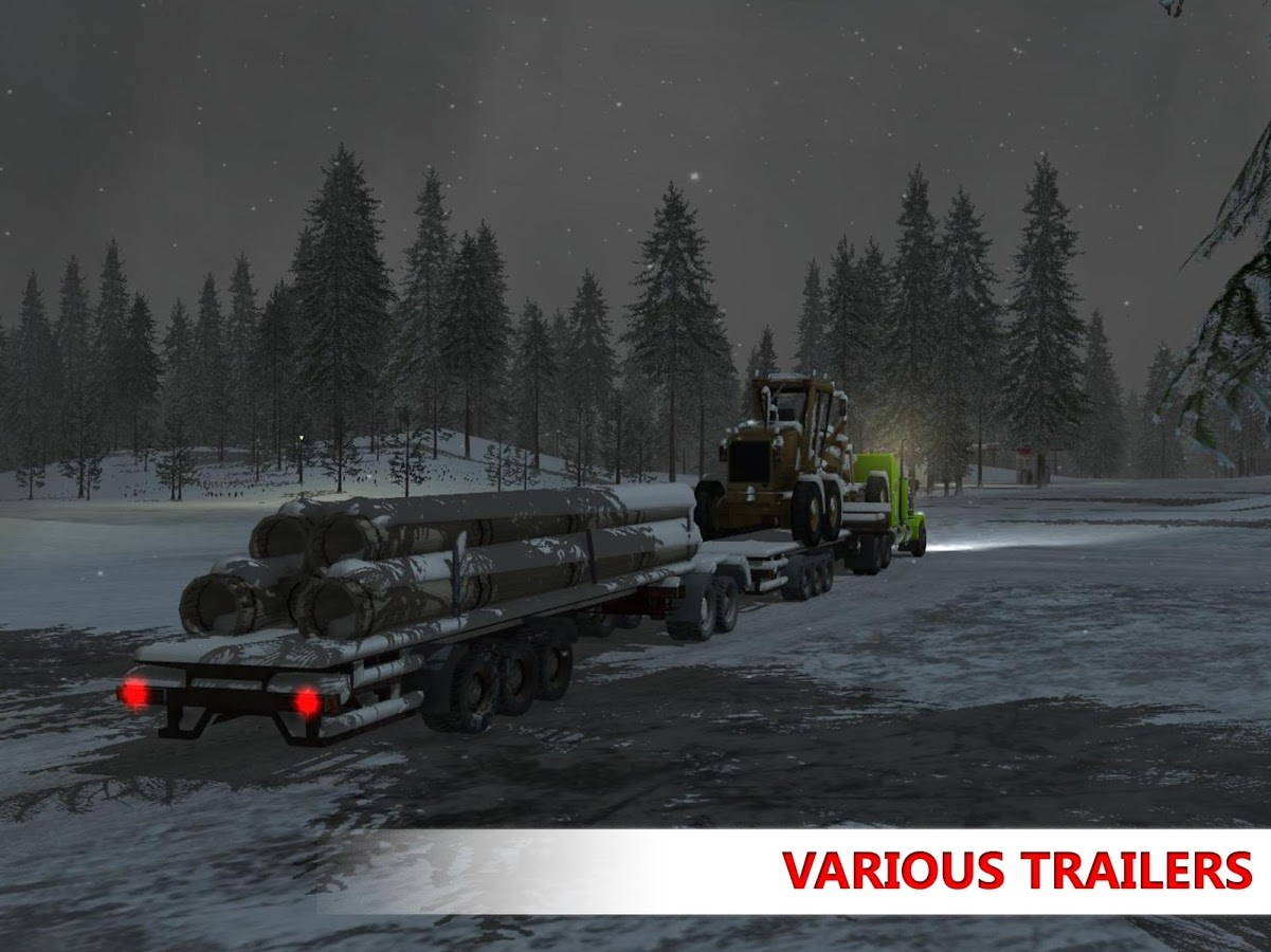Arctic Trucker Simulator - Imagem 16 do software