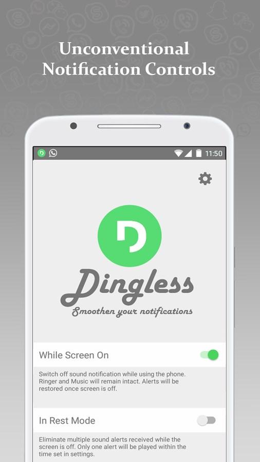 Dingless - Imagem 1 do software