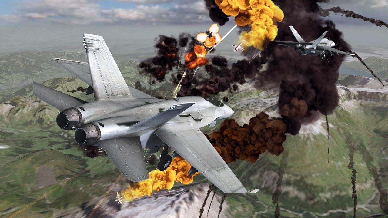 Call of Infinite Air Warfare - Imagem 1 do software