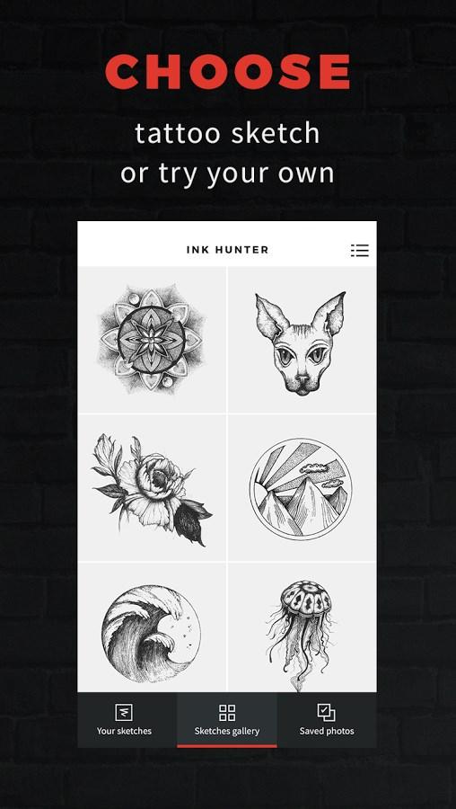 INKHUNTER - Imagem 1 do software