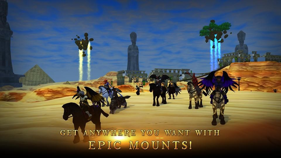 Villagers & Heroes 3D MMO - Imagem 2 do software
