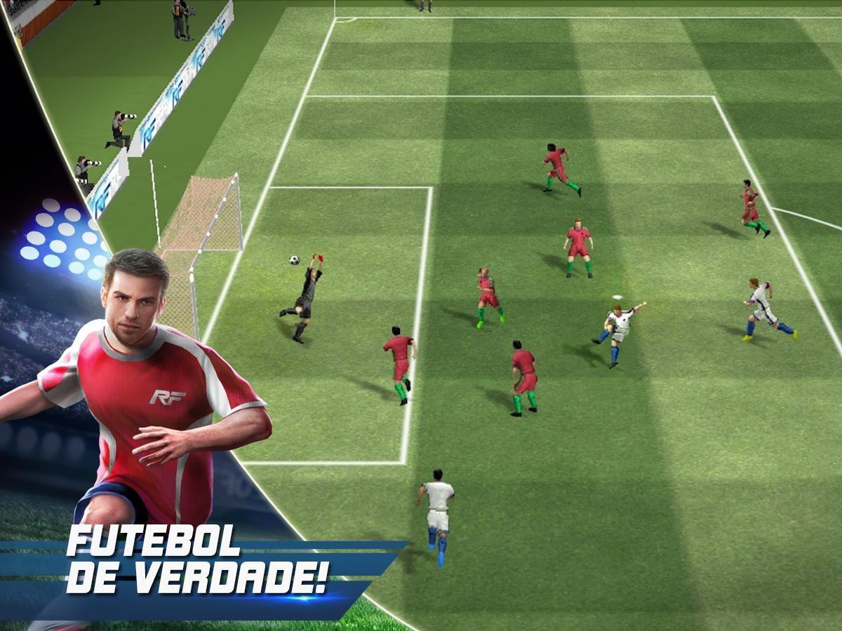 Real Football - Imagem 1 do software