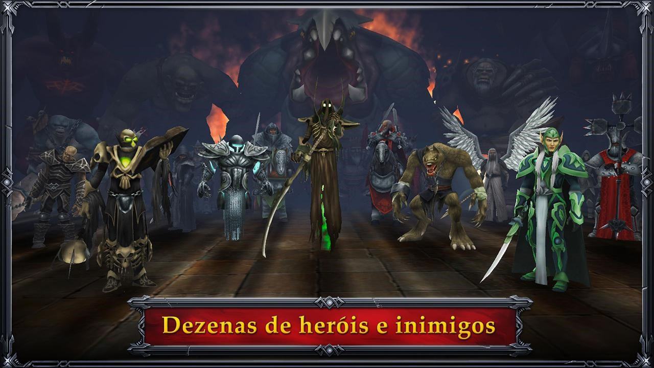 Lords of Discord - Imagem 3 do software