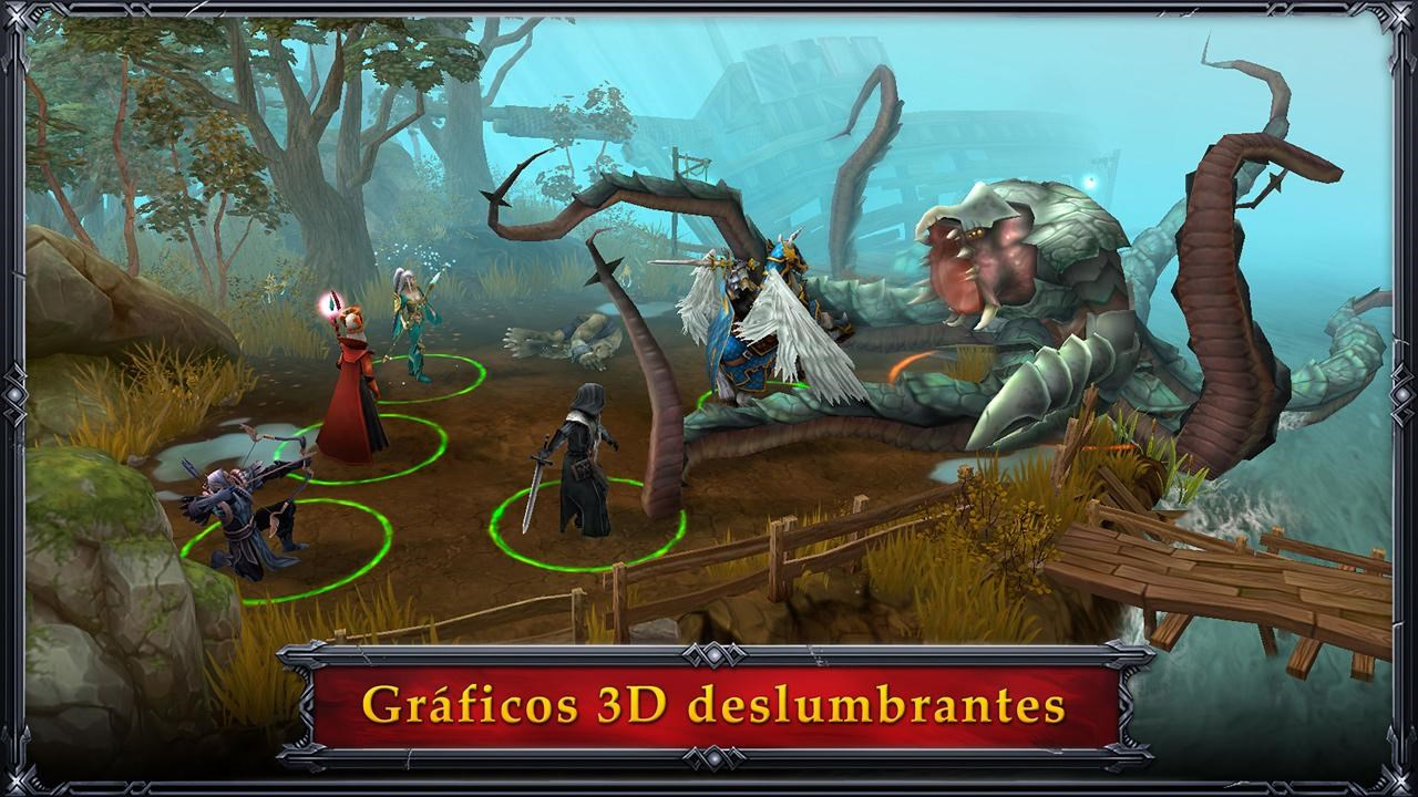 Lords of Discord - Imagem 1 do software