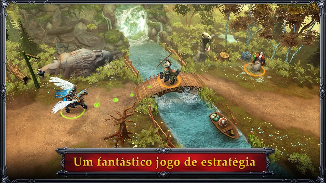 Lords of Discord - Imagem 2 do software