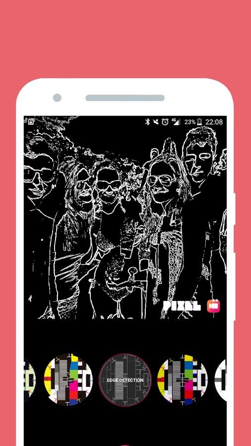 PixelCam - Imagem 1 do software