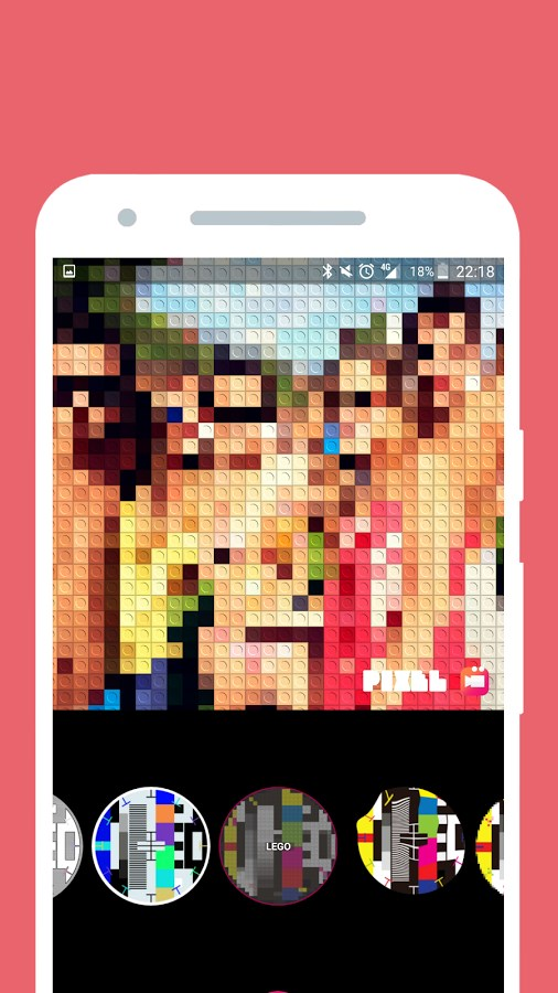 PixelCam - Imagem 2 do software