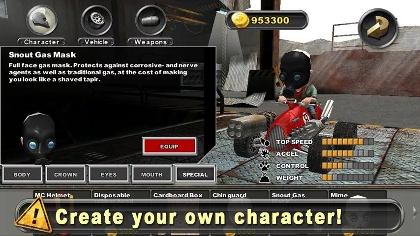 Cracking Sands - Combat Racing - Imagem 1 do software