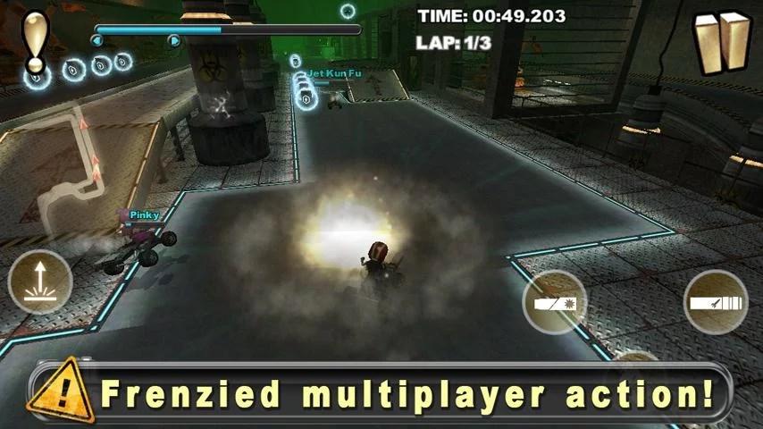 Cracking Sands - Combat Racing - Imagem 2 do software