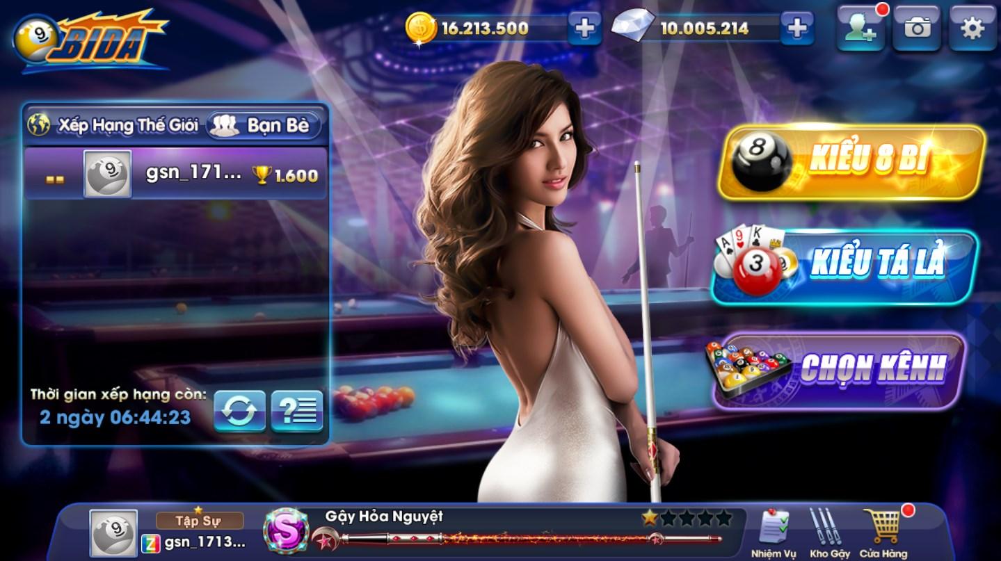 Bida ZingPlay - Imagem 1 do software