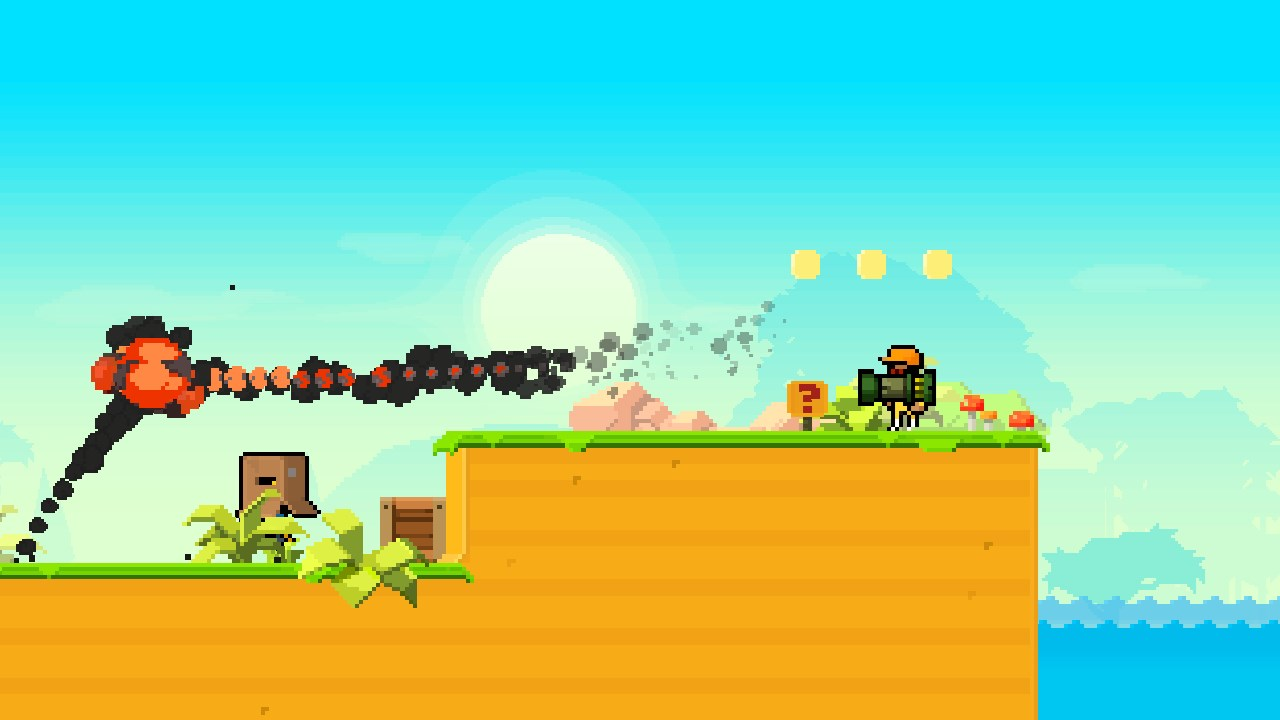 Shootout in Mushroom Land - Imagem 1 do software