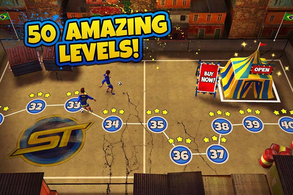 SkillTwins Football Game - Imagem 1 do software