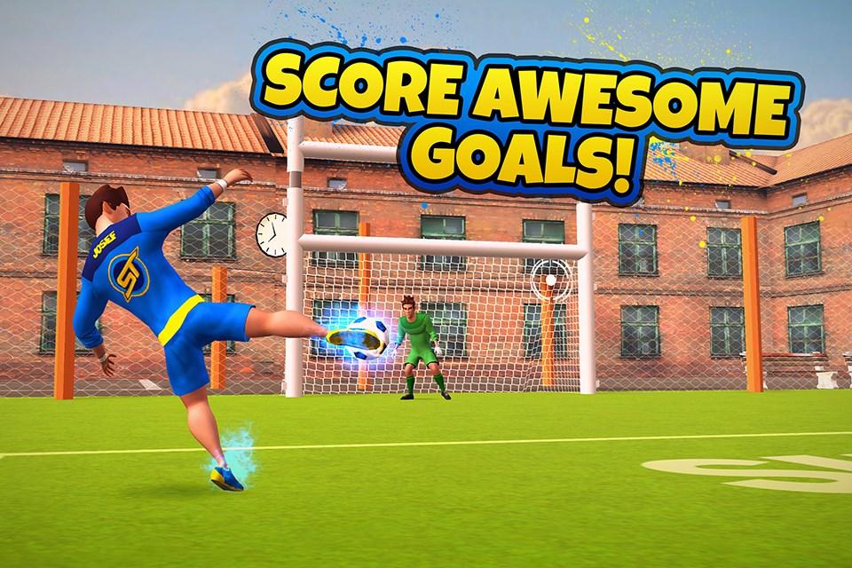 SkillTwins Football Game - Imagem 2 do software