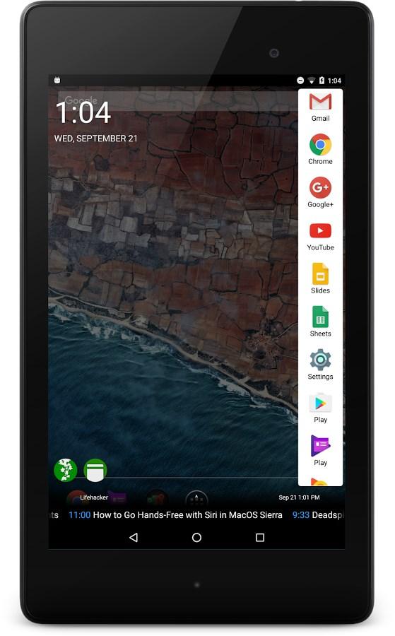 Ivy (Sidebar, Widgets, RSS) - Imagem 4 do software