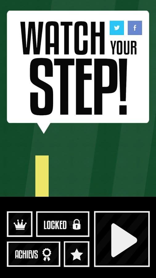 Watch your Step: Reborn - Imagem 1 do software