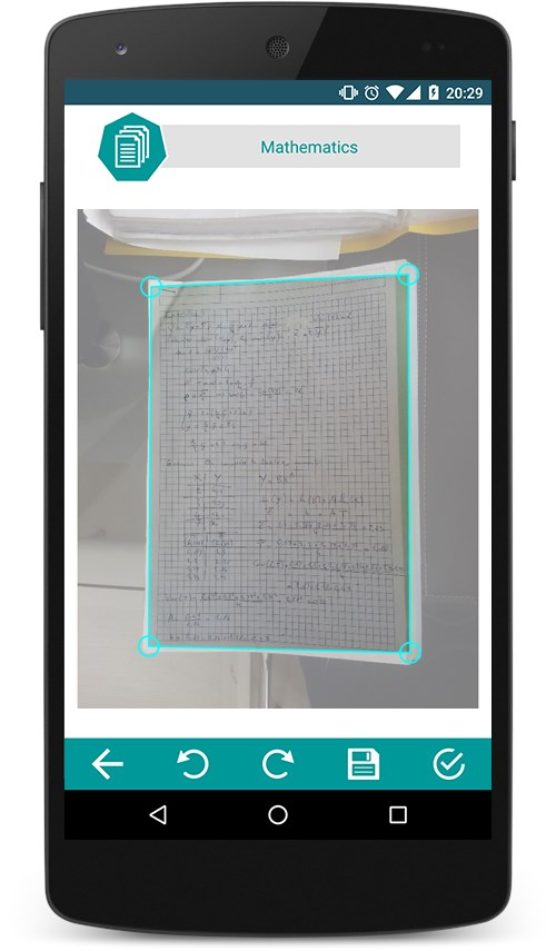 SnapNotes - Imagem 1 do software
