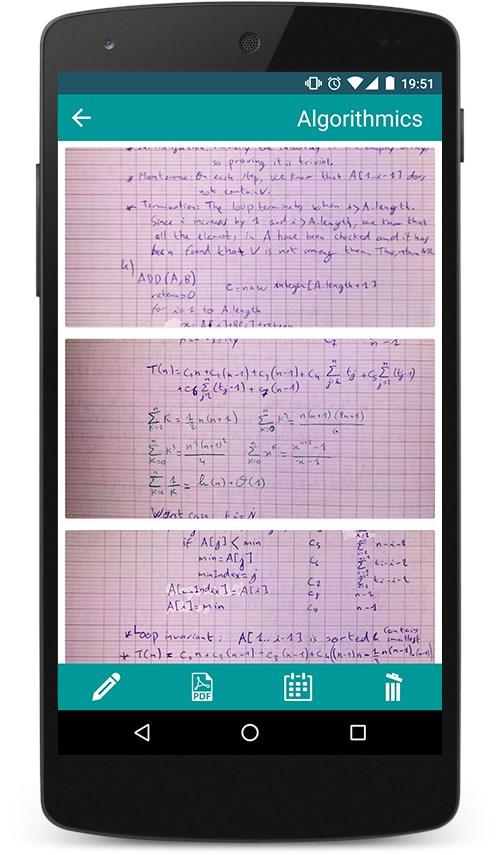 SnapNotes - Imagem 2 do software