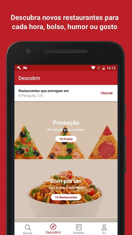 iFood - Delivery de Comida - Imagem 2 do software