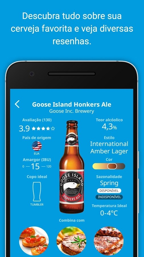beHoppy: Scanner de Cerveja - Imagem 1 do software
