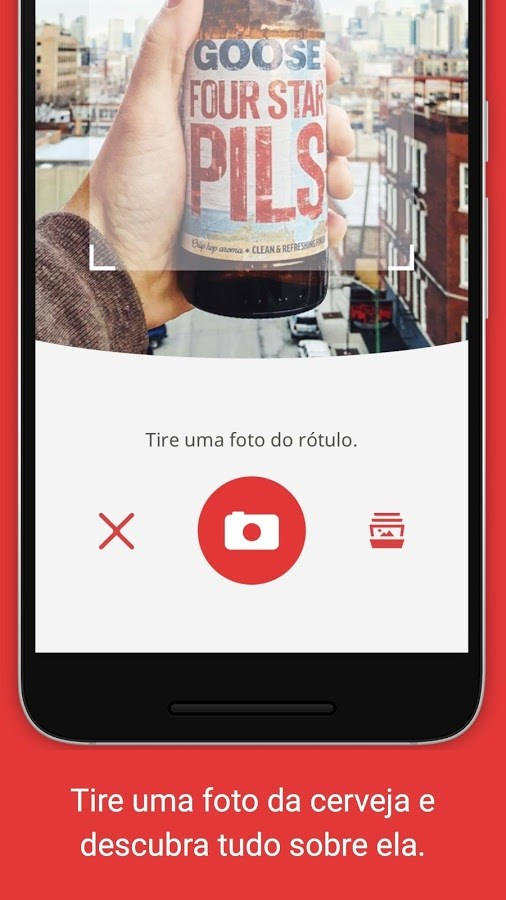 beHoppy: Scanner de Cerveja - Imagem 2 do software