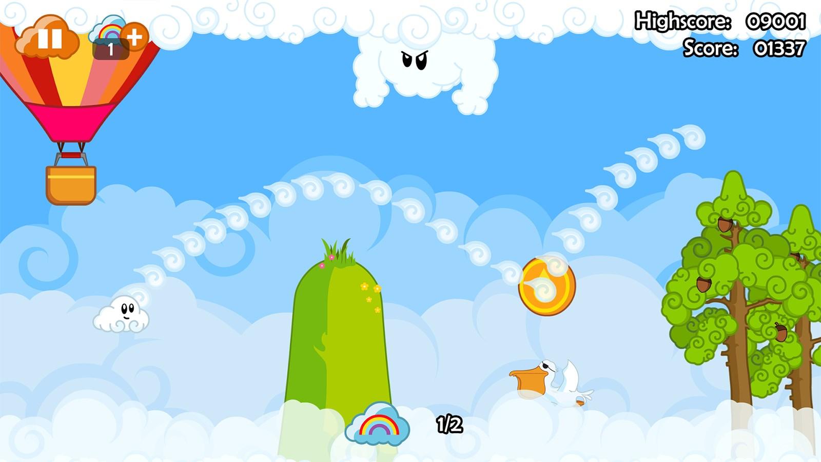 Henry the Cloud - Imagem 1 do software