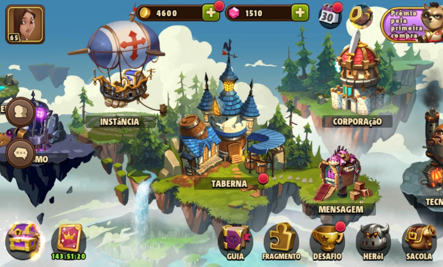 Avengers Battle: Hero Saga - Imagem 2 do software