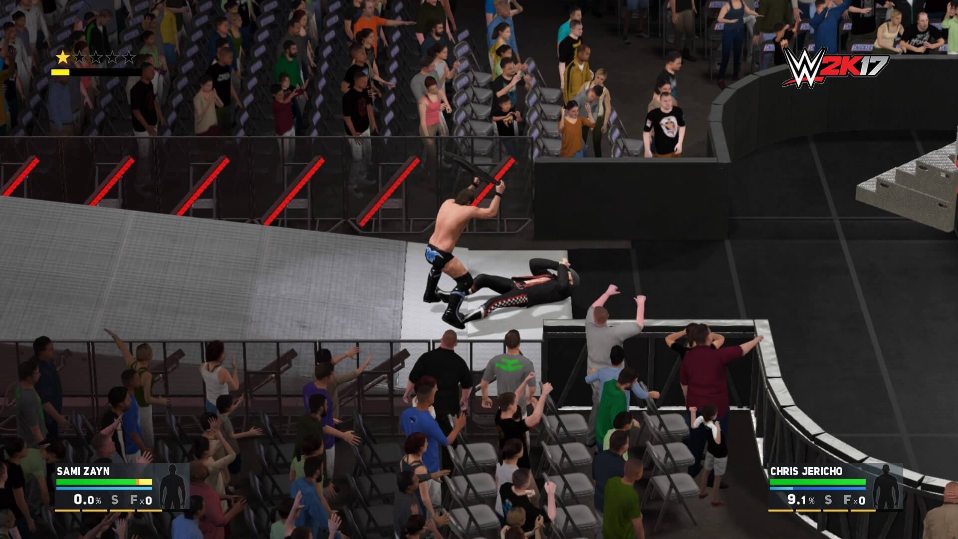WWE 2K17 - Imagem 2 do software