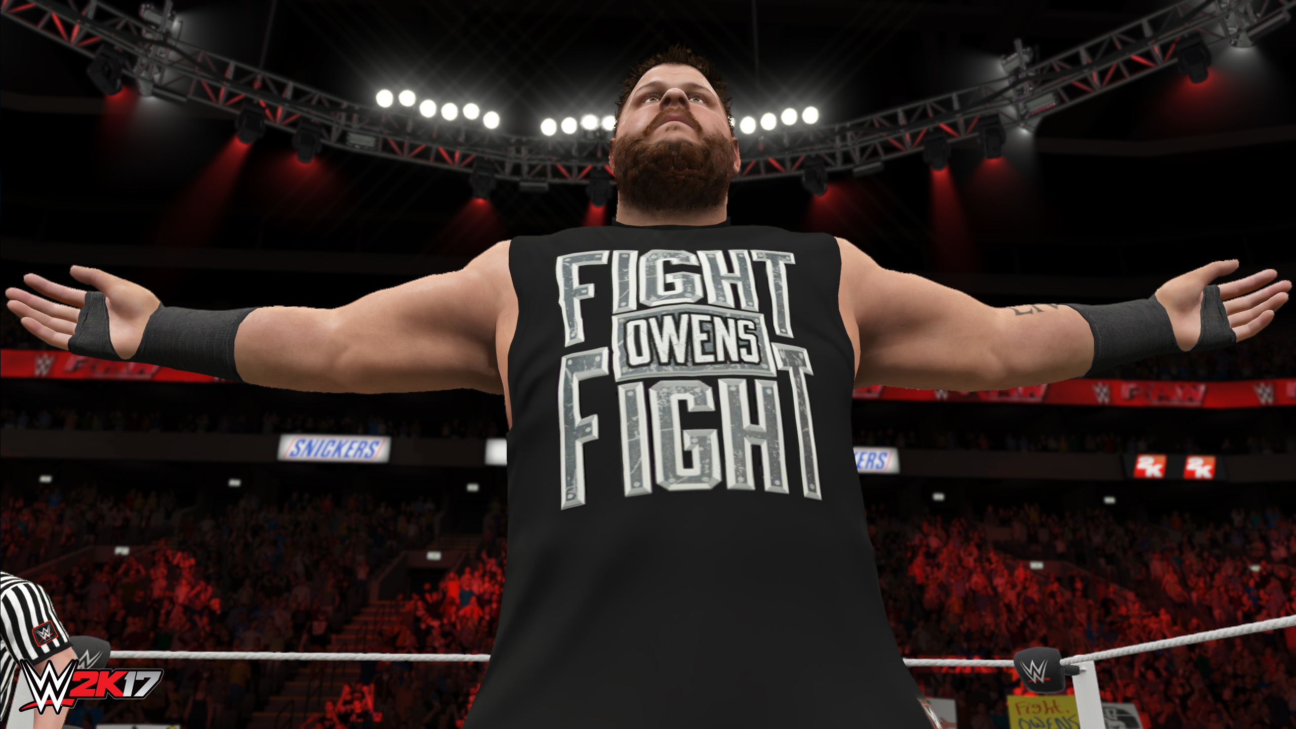 WWE 2K17 - Imagem 3 do software