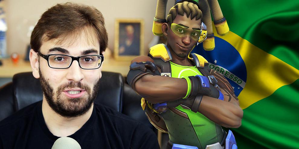 """BRKsEDU  """"Os jogadores competitivos de Overwatch no Brasil são fantásticos"""" 629e732691f84"""