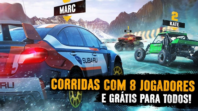 Asphalt Xtreme - Imagem 2 do software