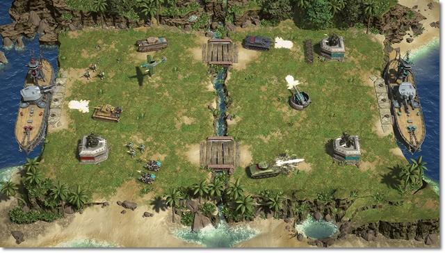 Battle Islands: Commanders - Imagem 1 do software