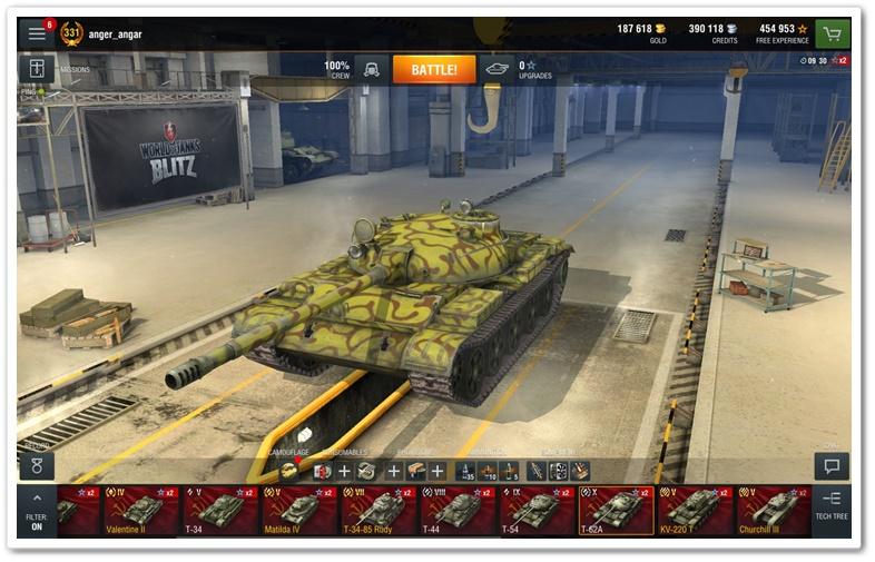 World of Tanks Blitz Download para Windows em Português Grátis