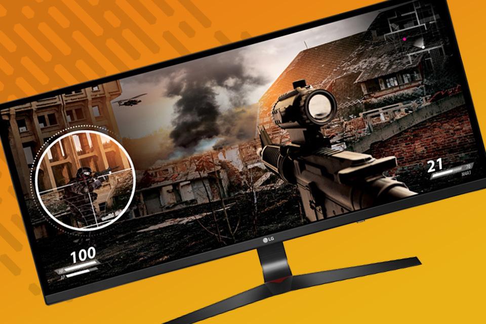4889f4cacfc Review  monitor LG UltraWide Curvo 34UC79G  vídeo