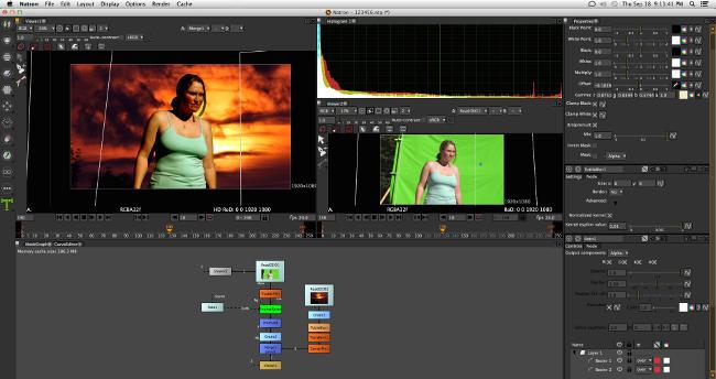 Natron - Imagem 2 do software