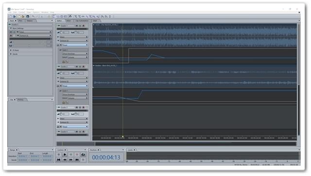 Soundop - Imagem 1 do software